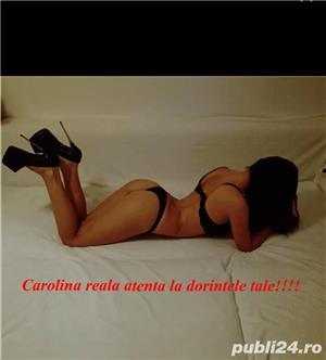 Buna ma numesc Carolina sunt dornica de p…
