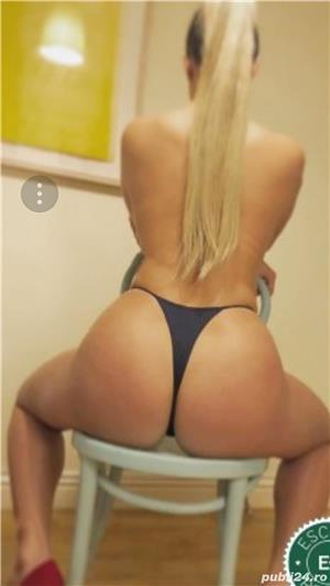 escorte arad: Blonda voluptoasa, poze reale te astept