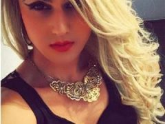 escorte arad: New….transsexuala blonda pt prima data in orasul tau… 21cm reali